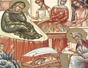 24 Ιουνίου- Γιορτή σήμερα: Γεννήσεως του Αγίου Ιωάννου του Προδρόμου