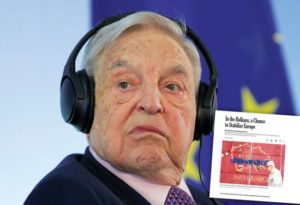 Ο Σόρος πανηγυρίζει για τη συμφωνία Ελλάδας-Σκοπίων
