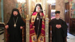 Εκδηλώσεις του Πατριαρχείου Αλεξανδρείας προς τιμήν του Αγ. Κυρίλλου του Λούκαρη (ΦΩΤΟ)