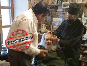 Ο φιλοαγιορείτης γιατρός Τσιριγωτάκης εξετάζει μοναχούς- Τι συμβουλεύει