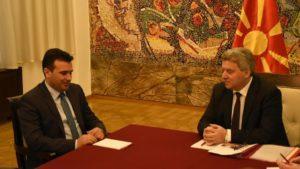 Σκόπια: Η κόντρα Ιβανόφ-Ζάεφ καλά κρατεί