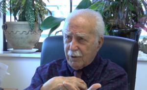 Βασίλειος Κέκης – Καθηγητής Χειρουργικής: Με τη προσευχή του Γέροντα Εφραίμ του Κατουνακιώτη