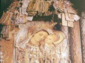 Προσευχή στην Παναγία την Γιάτρισσα (Εις πάσαν ασθένεια)