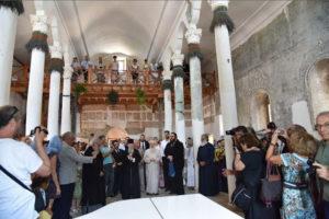 Ο Πατριάρχης περιοδεύει στην Μητρόπολη Πισιδίας (ΦΩΤΟ)