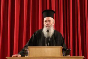 Ναυπάκτου Ιερόθεος: «Ο θεσμός της Αυτοκεφαλίας στην Ορθόδοξη Εκκλησία»