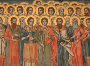 10 Ιουλίου: Εορτή των Αγίων Σαράντα Πέντε Μαρτύρων