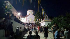 Αγία Μαρίνα: Η Βόνη Κρήτης ετοιμάζεται για τη μεγάλη γιορτή
