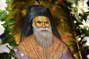 Άγιος Γέροντας Πορφύριος: «Είναι να παίρνουμε τις σπηλιές και τα βουνά…»