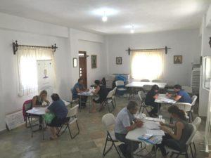 Η «ΑΠΟΣΤΟΛΗ» δίπλα στους ακρίτες στο Καστελόριζο (ΦΩΤΟ)