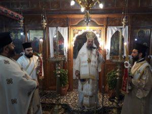 Η εορτή του Προφήτη Ηλία στη Μητρόπολη Θεσσαλιώτιδος (ΦΩΤΟ)