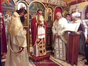 Ι.Μ. Αρτης: Αγρυπνία για την Αγία Μακρίνα (ΦΩΤΟ)