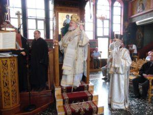 Διδυμοτείχου Δαμασκηνός: «Ο Προφήτης Ηλίας κατέχει ξεχωριστή θέση στην συνείδηση των Ορθοδόξων»