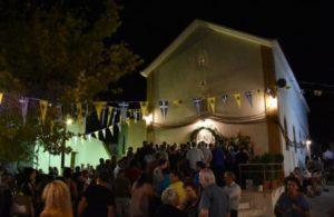 Αγία Μαρκέλλα: Ολονύκτιο προσκύνημα στον τόπο μαρτυρίου της πολιούχου της Χίου (ΦΩΤΟ)