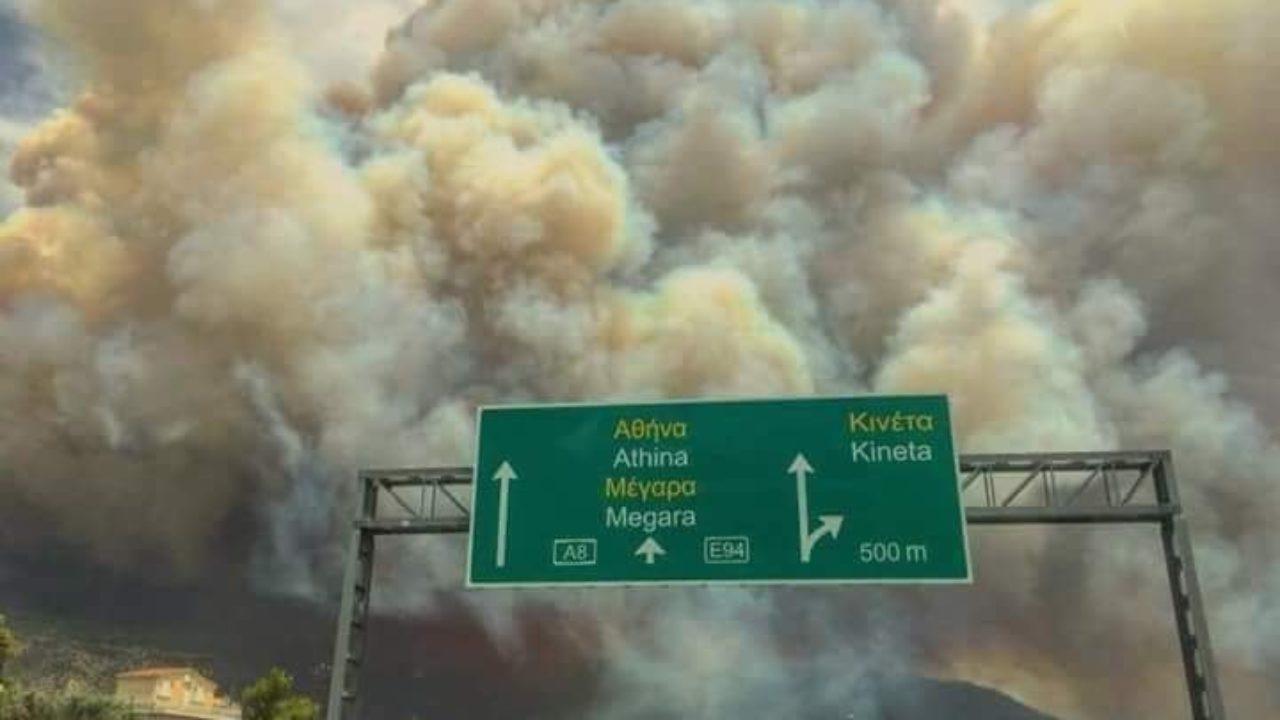 Φωτιά Νέος Βουτζάς-Κινέτα ΤΩΡΑ: Τουλάχιστον 20 νεκροί και 70 τραυματίες -  ΒΗΜΑ ΟΡΘΟΔΟΞΙΑΣ