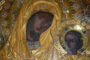 Προσευχή του Αγίου Νεκταρίου στην Παναγία
