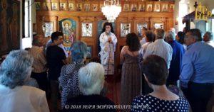 Η Εορτή του Προφήτη Ηλία στη Μητρόπολη Αρτης (ΦΩΤΟ)