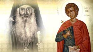Θαυμαστή συνομιλία του Γέροντα Ιάκωβου Τσαλίκη με τον Άγιο Ιωάννη τον Ρώσο