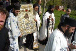 Προσευχή στην Εικόνα της Παναγίας «Άξιον Εστί»