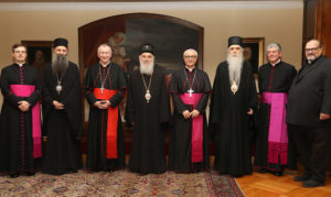 Ο Πατριάρχης Σερβίας επανέλαβε ότι η Σερβία δεν είναι έτοιμη να δεχθεί τον Πάπα