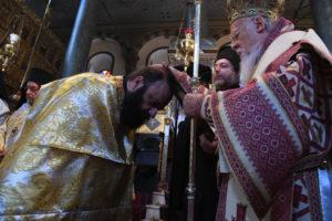 ΦΑΝΑΡΙ-Πατριαρχικός Ι. Ναός: Η χειροτονία του νέου Μητροπολίτου Νέας Ζηλανδίας κ. Μύρωνος