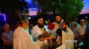 Η εορτή του Προφήτη Ηλία στον Ιναχο Αργολίδος (ΦΩΤΟ)