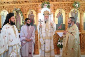 Η εορτή της Αγίας Μαρίνας στην Αντίπαρο (ΦΩΤΟ)