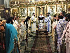 ΑιτωλίαςΚοσμά:«Ας μείνουμε γνήσιοιΟρθόδοξοι και Έλληνες» (ΦΩΤΟ)