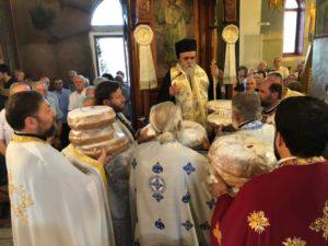 Εορτή της Αγίας Μαρίνας στο Καταράχι Πύργου (ΦΩΤΟ)
