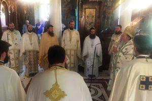 Εορτή του Αγίου Αιμιλιανού στη Χαλκίδα (ΦΩΤΟ)