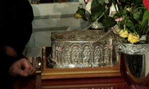Εκλεψε Λείψανα της Αγίας Μαρίνας ενώ προσκυνούσε σε Ναό της Πάτρας