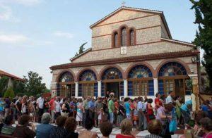 Αγία Κυριακή: Το μοναστήρι στην Ημαθία (ΦΩΤΟ)