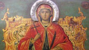 Το Ιερό Λείψανο της Αγίας Μαρίνης στον Άγιο Αχίλλιο