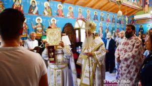 Η εορτή του Αγίου Παϊσίου στην Ζόγκα Αργολίδος (ΦΩΤΟ)