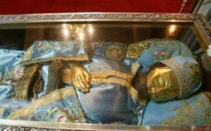 Θαύμα: Ο Αγιος Ιωάννης ο Ρώσος θεραπεύει μελλοθάνατο