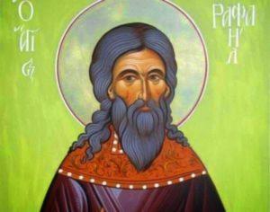 Θαύμα του Αγίου Ραφαήλ: Ο Άγιος σώζει αγέννητο παιδί