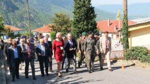 Ο Αρχηγός ΓΕΣ στον εορτασμό για τον Άγιο Παΐσιο στην Κόνιτσα