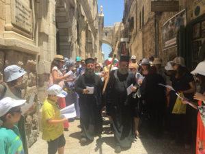 ΙΕΡΟΣΟΛΥΜΑ: Αναμνήσεις από ένα προσκύνημα στους Αγίους Τόπους