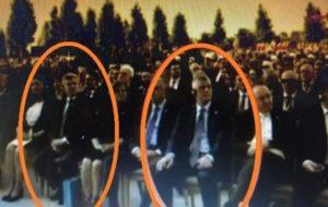 Ο Ερντογάν «ενθρονίστηκε» ως «Άγγελος του Προφήτη» – Τον προσκύνησε και ο Σκοπιανός Πρόεδρος