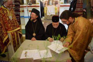 Αδελφοποίηση των ενοριών Μέκτσι και Ιλομάντσι της Εσθονίας και Φιλλανδίας (ΦΩΤΟ)