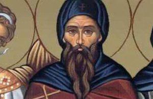 13 Ιουλίου: Εορτή του Οσίου Στεφάνου του Σαββαΐτου
