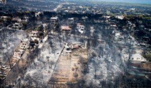 300.000 ευρώ συγκέντρωσε το Πατριαρχείο Ρουμανίας για τους πυρόπληκτους της Αττικής