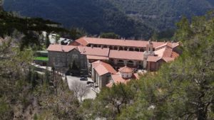 Η Μονή Κύκκου παραχωρεί το οικόπεδο στην Ελληνική Πρεσβεία