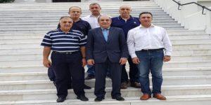 Στο Αγιο Ορος ο πρόεδρος της Βουλής της Κύπρου