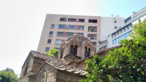 Οι τρούλοι του 11ου αιώνα, στο κέντρο της Αθήνας (ΦΩΤΟ)