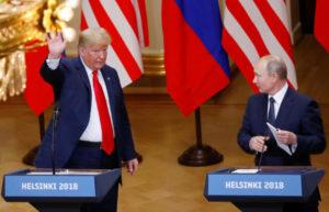 Τραμπ για Πούτιν και αμερικανικές εκλογές