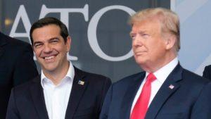 «Πόλεμος» ΗΠΑ – Ρωσίας για Σκόπια στο ΝΑΤΟ