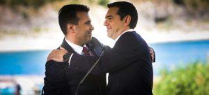 Ζάεφ: Η Μακεδονία μπήκε στο ΝΑΤΟ!
