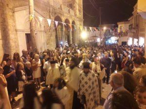 Το Πάσχα του καλοκαιριού στη Μητρόπολη Σάμου (ΦΩΤΟ)