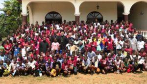 Γενική Σύναξη της Ορθόδοξης Νεολαίας στη Γκάνα (ΦΩΤΟ)