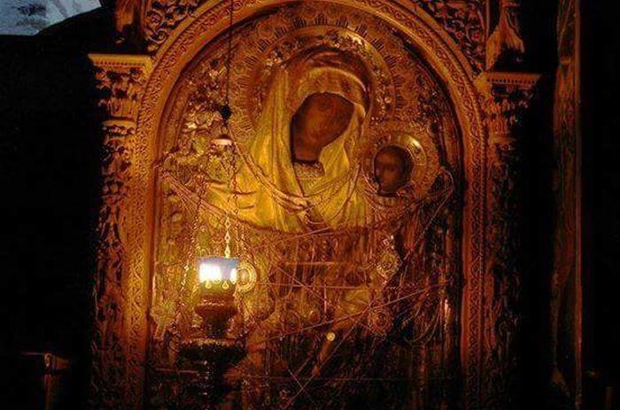 Η Παναγία η Γοργοϋπήκοος στο Μετόχι στο Σοχό - ΒΗΜΑ ΟΡΘΟΔΟΞΙΑΣ